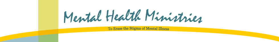 Mental Health Ministries eSpotlights