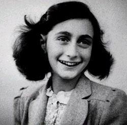 Anne Frank Snippets