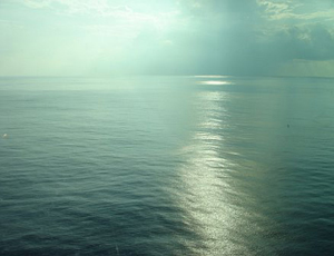 Ocean Light - Photo by Susan Gregg-Schroeder
