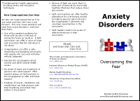 Anxiety Disorders: Overcoming the Fear