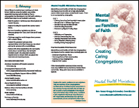 Creating Caring Congregations Brochure