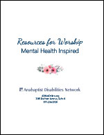 Anabaptist - Resources for Worship - Mental Health Inspired