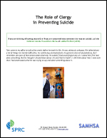 Clergy and Suicide Prevention
