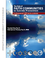 Role of Faith Communities in Suicide Prevention